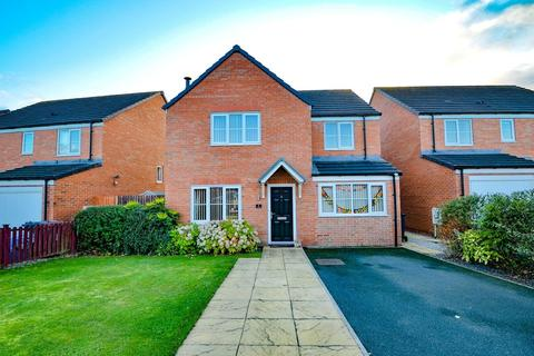 4 bedroom detached house for sale - Cwrt Rigby, Buckley
