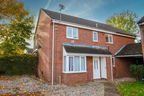 2 bedroom link detached house to rent - William Drive, St. Neots