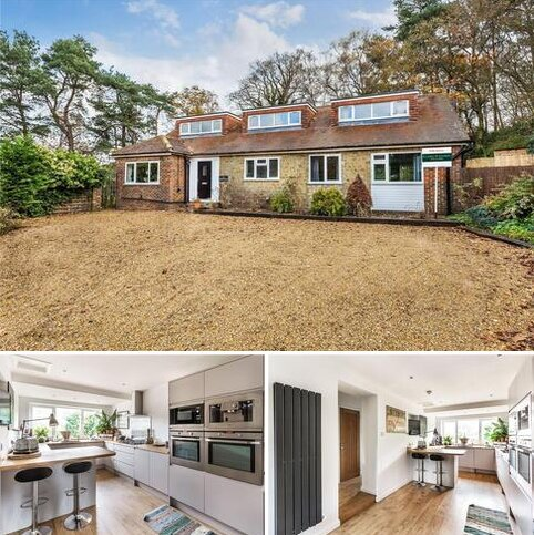 5 bedroom detached house for sale - Pine Close, Oaklands Lane, West Lavington, Midhurst, GU29