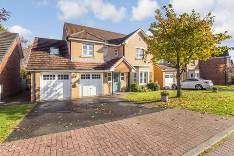 4 bedroom detached house for sale - 33 Kyle Crescent, Dunfermline, KY11 8GU