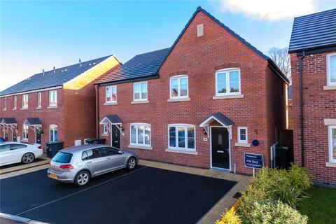 3 bedroom semi-detached house for sale - Glengarry Way, Greylees, Sleaford, NG34