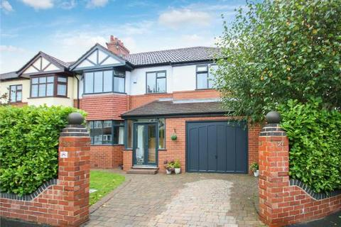 5 bedroom semi-detached house for sale - St Leonards Drive, Timperley