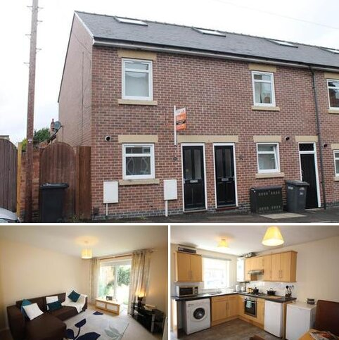 3 bedroom house share to rent - Cecil Street, Derby,
