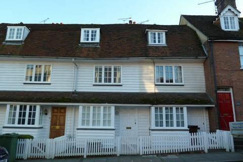 2 bedroom terraced house - High Street, Cranbrook, Kent TN17 3DN