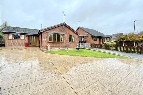 2 bedroom bungalow for sale - Horseshoe Close, Wales, Sheffield, S26 5PZ
