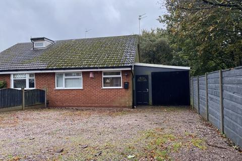 2 bedroom bungalow to rent - Greenside Close, Stoke-On-Trent