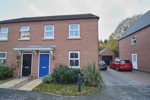 3 bedroom semi-detached house for sale - Sunloch Close, Burbage