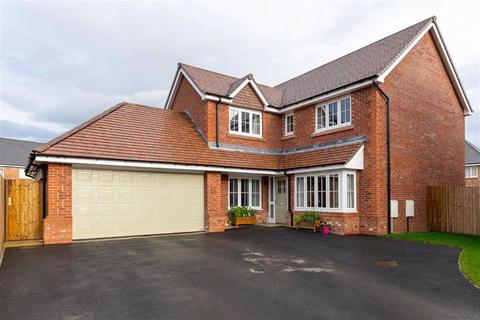 4 bedroom detached house for sale - McKelvey Way, Audlem, Cheshire