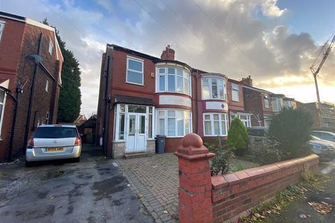 3 bedroom semi-detached house for sale - Kingsway, Levenshulme, Manchester, M19