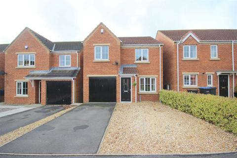 3 bedroom detached house to rent - Charlton Court, Bowburn, Durham