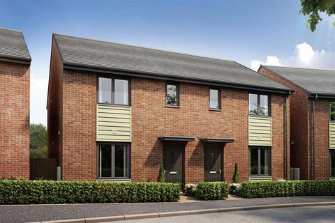 3 bedroom terraced house for sale - Plot 73 - The Benford at Riverside Walk, Wear Barton Road EX2