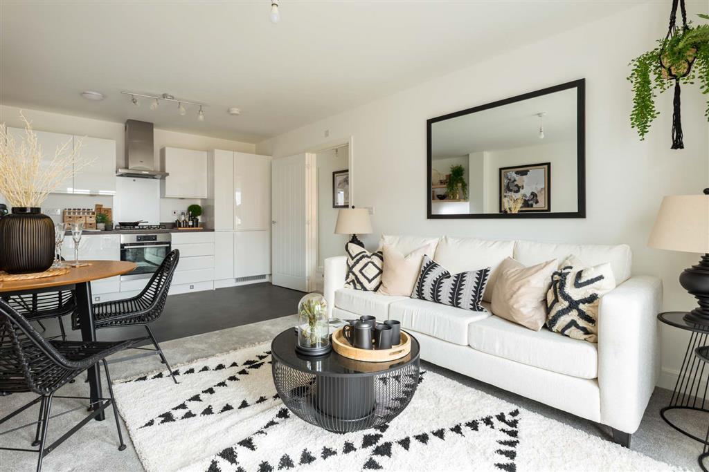 Show Apartment   The Leys