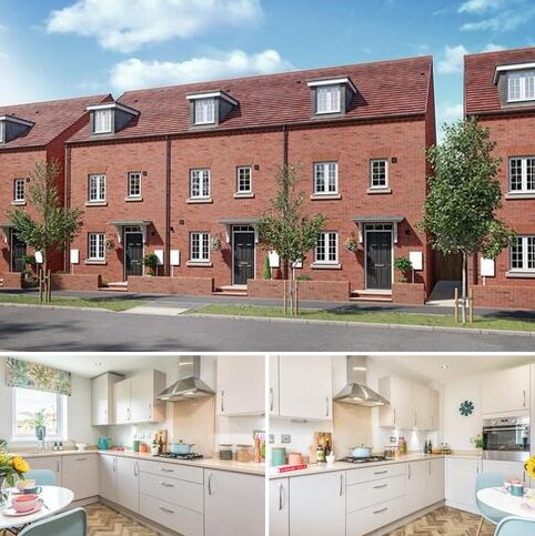4 bedroom end of terrace house for sale - Plot 50, Woodcote at The Chimes, Middleton Stoney Road, Chesterton, BICESTER OX26