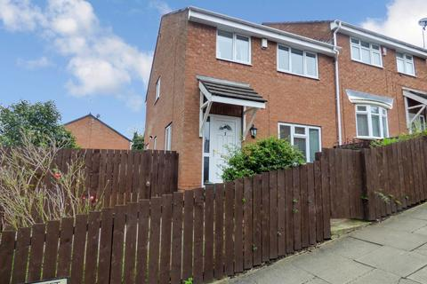3 bedroom semi-detached house for sale - Cromwell Street, Gateshead, Tyne and Wear, NE8 3RT