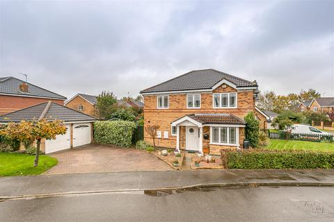 4 bedroom detached house for sale - Hambling Drive , Beverley , East Yorkshire , HU17 9GD