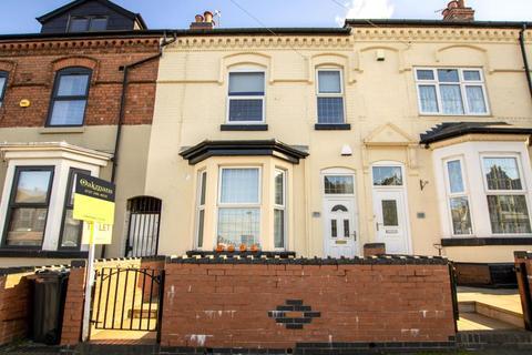 5 bedroom terraced house to rent - Rotton Park Road, Birmingham, B16