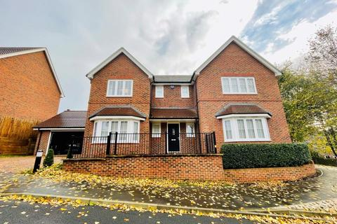 5 bedroom detached house to rent - Hawkes Close,  Headington,  OX3