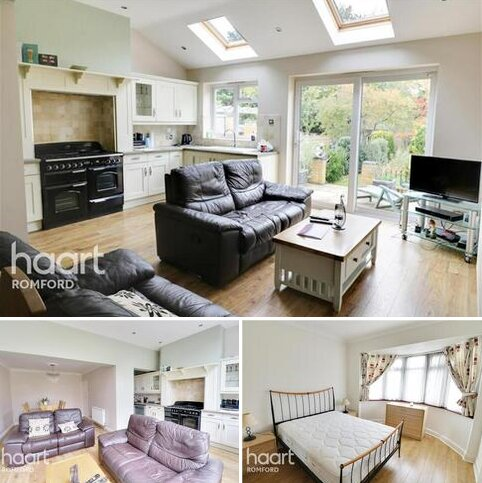 3 bedroom semi-detached house to rent - Seymer Road - Romford - RM1