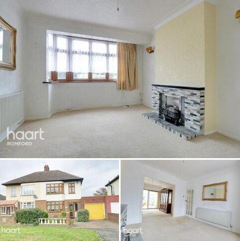 3 bedroom semi-detached house for sale - Upminster Road North, Rainham