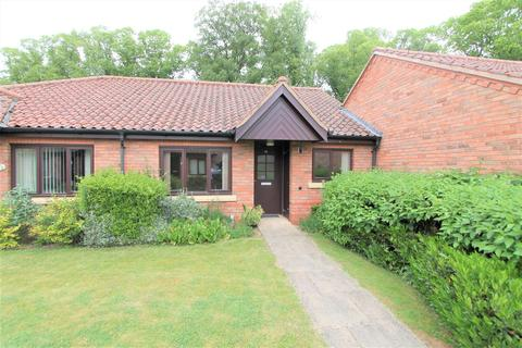 2 bedroom semi-detached bungalow for sale - Honeywell Close, Oadby, Leicester LE2
