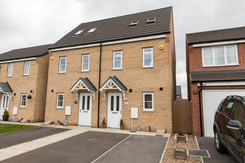 3 bedroom semi-detached house to rent - Dunlin Drive, Scunthorpe