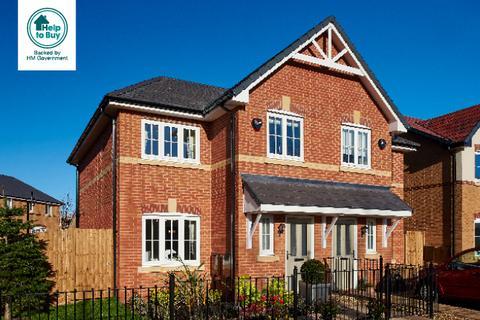 3 bedroom semi-detached house for sale - Plot 52, The Birch at Moorfield Park, Poulton-le-Fylde, Lancashire FY6
