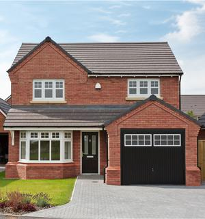Create Homes - St. Petersfield's - Plot 57, The Eskdale at The Spinnings, The Spinnings, Kirkham, Preston, Lancashire PR4