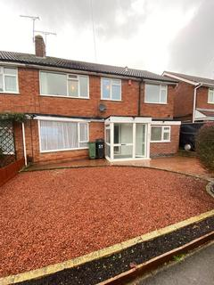 4 bedroom semi-detached house to rent - Highleys Drive, Oadby, Leicster LE2