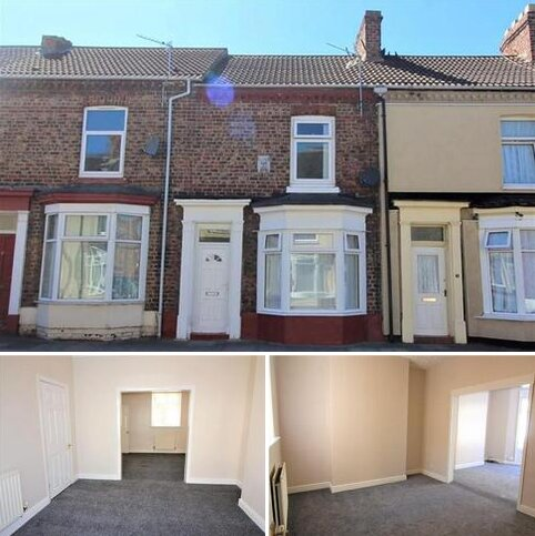 2 bedroom terraced house to rent - Windsor Road, Stockton-On-Tees, TS18