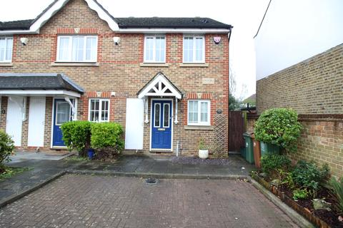 2 bedroom end of terrace house - Longfellow Road, Worcester Park KT4