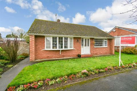 2 bedroom detached bungalow for sale - Petercroft Close, Dunnington, YORK