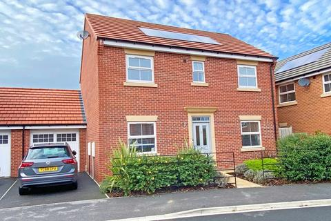 4 bedroom detached house for sale - Croft Avenue, Killinghall, Harrogate