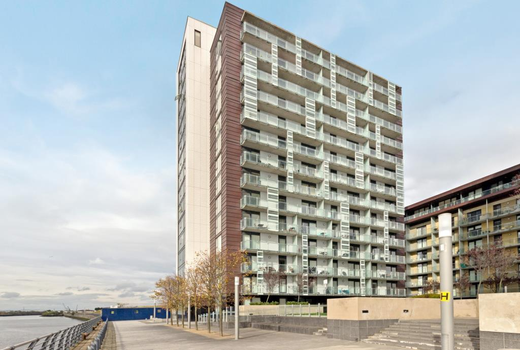 2 Bedrooms Flat for sale in GH20 - Plot 336, 357 Glasgow Harbour Terraces, Glasgow, G11