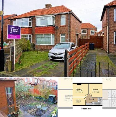 3 bedroom semi-detached house to rent - 10 Rennington Place