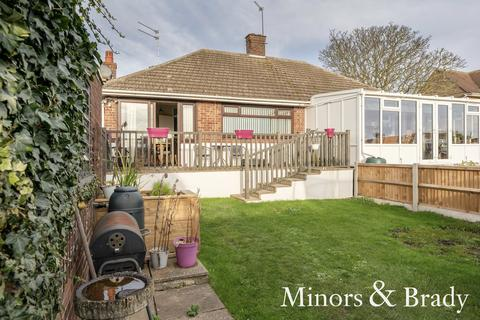 3 bedroom semi-detached bungalow for sale - Norwich Road, Caister-on-sea