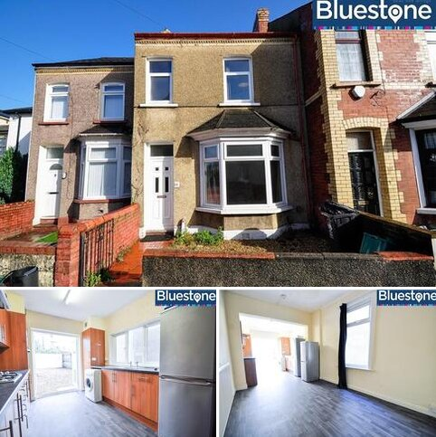 4 bedroom terraced house to rent - Duckpool Road, St Julians, NEWPORT