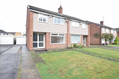 3 bedroom semi-detached house to rent - Plantation Gardens, Alwoodley, Leeds