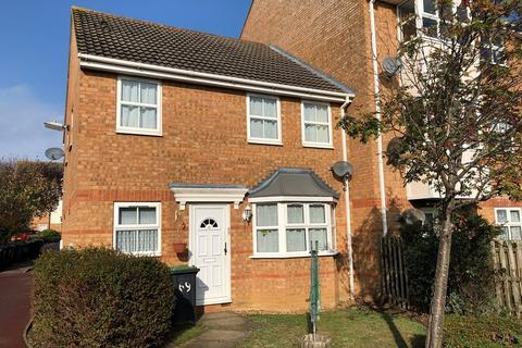 2 bedroom semi-detached house to rent - Honeysuckle Close, Biggleswade