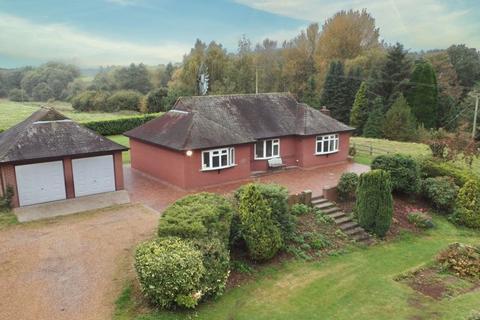 3 bedroom detached bungalow for sale - Ellerton, Newport, Shropshire