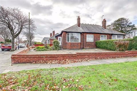 2 bedroom semi-detached bungalow for sale - Addington Crescent, North Shields, Tyne And Wear, NE29