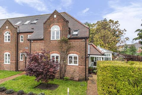 3 bedroom end of terrace house for sale - Manor Farm Close, Worcester Park