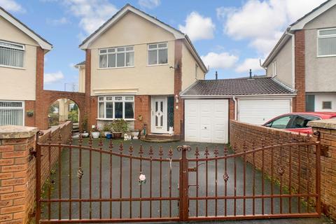 4 bedroom detached house for sale - Clos Gorsfawr, Grovesend, Swansea