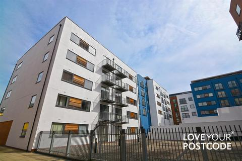 1 bedroom flat for sale - Europa, 53 Sherborne Street, Birmingham City Centre, B16 8FQ