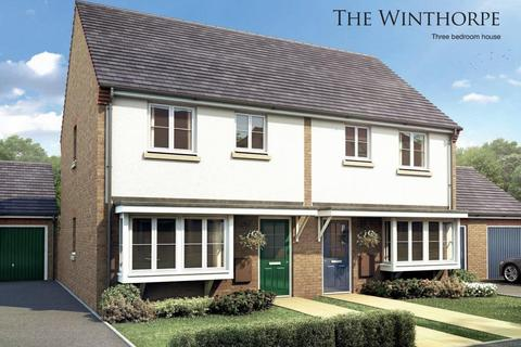 3 bedroom semi-detached house for sale - The Winthorpe, Boston Gate, Sibsey Road, Boston