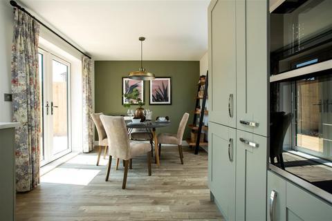 3 bedroom terraced house for sale - The Byford - Plot 51 at Kestrel Park, Bursledon Road, Bursledon SO31