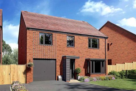 4 bedroom detached house for sale - Plot The Kingham - 60, The Kingham - Plot 60 at Glenvale Park, Land off Niort Way NN8