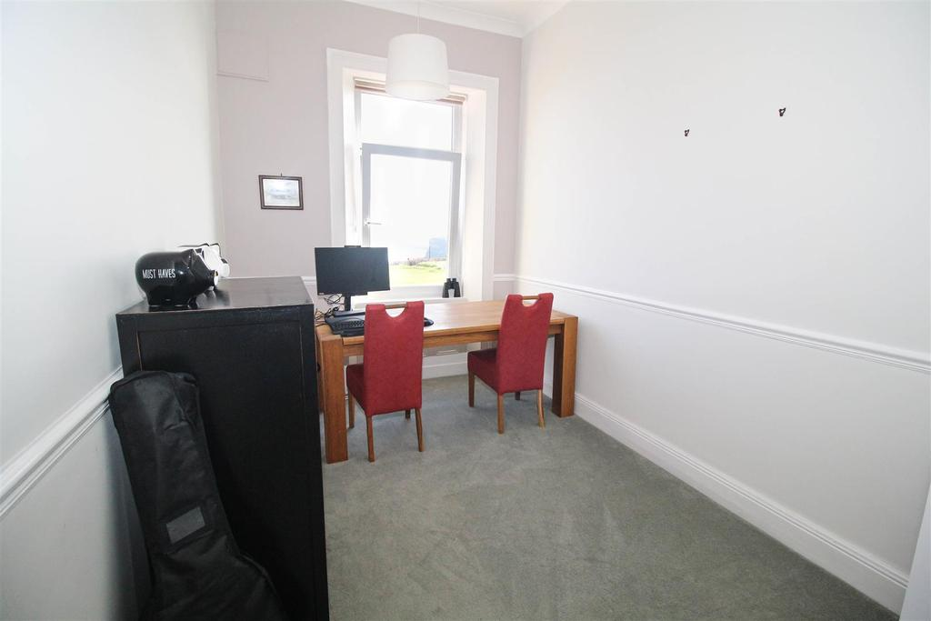 Office Reception Room