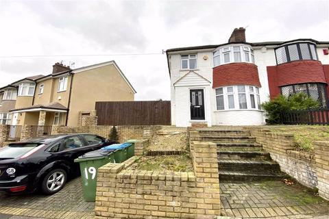 3 bedroom semi-detached house for sale - Ankerdine Crescent, Shooters Hill, London, SE18