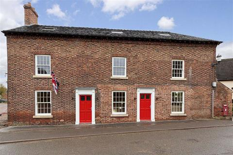 3 bedroom townhouse for sale - Stafford Street, Audlem Crewe, Cheshire