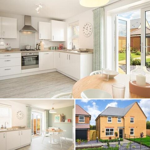 3 bedroom semi-detached house for sale - Plot 233, Archford at Hesslewood Park, Jenny Brough Lane, Hessle, HESSLE HU13